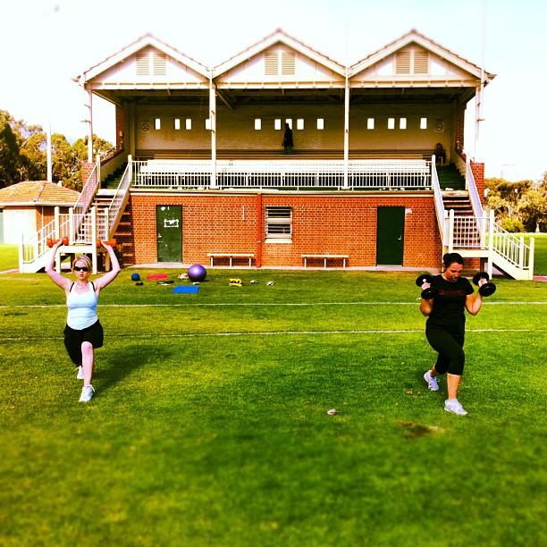 Adelaide outdoor fitness personal training