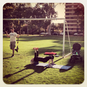 outdoor fitness adelaide