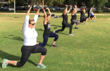 adelaide group fitness covid outdoor